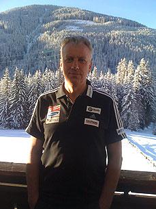 Александр Хлусович: «Я бы мог помочь сборной России»
