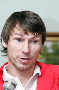 Егор Титов: «Пока нам петух в одно место не клюнул, мы ползали по полю»