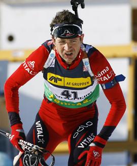 10 худших гонок Бьорндалена