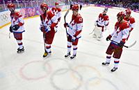 Российская хоккейная сборная, Нортуг и еще 11 суперзвезд, которые проиграли в Сочи
