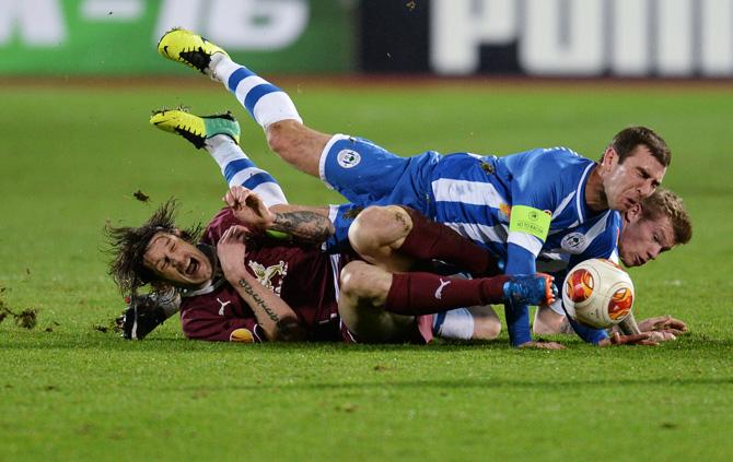 «В чемпионате Англии «Рубин» был бы на хорошем счету». Как казанцы вышли в евровесну