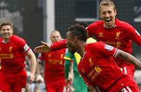 25-я победа «Ливерпуля», провал «Аякса» в финале кубка и другие кадры воскресенья