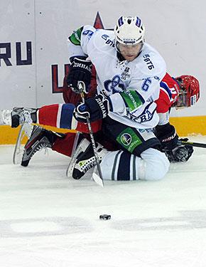 «Динамовец Соин сейчас самый ценный игрок плей-офф КХЛ»