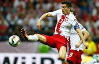 Левандовски, Кин и еще 7 бомбардиров квалификации Евро-2016