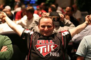 Энди Блох: «Камень, ножницы, бумага» – это покер, но без карт»