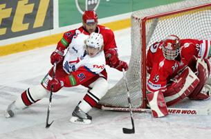 Даниил Собченко: «Вышли на лед, а сил ни у кого нет»