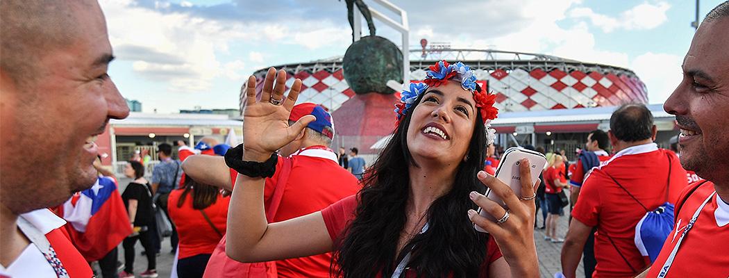 «У моих игроков был стресс из-за отмененного гола». Победа Чили на стадионе «Спартака»