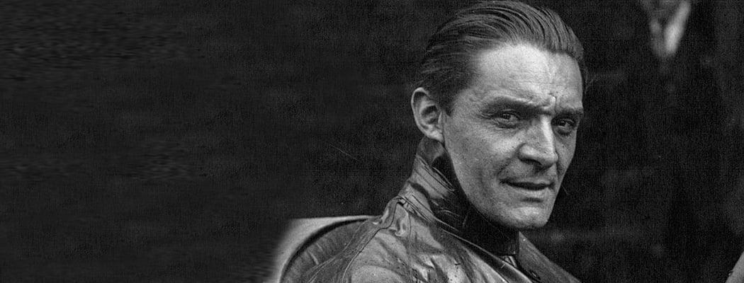 Он выигрывал главные автогонки мира, работал секретным агентом и спасал родину от гитлеровцев