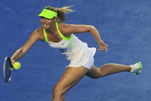 14 турниров, в которых Мария Шарапова участвовала один раз