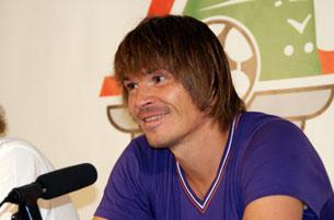 Дмитрий Лоськов:  «Уборщица удивилась, когда увидела меня в Баковке»