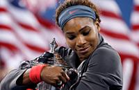 Серена Уильямс и еще 11 теннисисток, чаще всех побеждавших на «Шлемах»