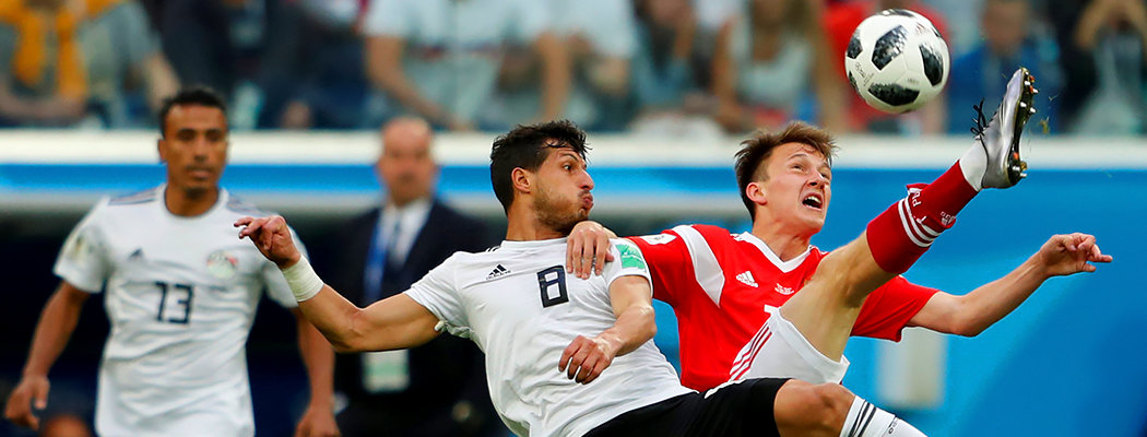 Россия против Египта: победа выведет нас в плей-офф