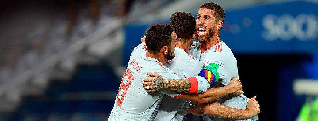 Серхио Рамос уже не просто капитан, а менеджер сборной Испании