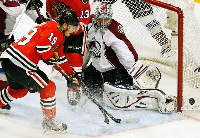 Ловушка на индейцев. 7 российских героев недели в НХЛ