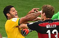 7 игроков сборной Бразилии, которые подвели свою страну