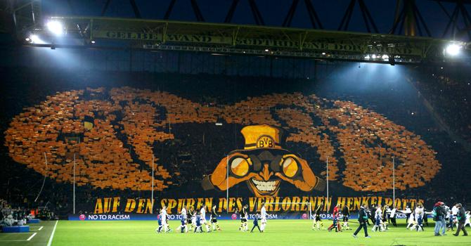 12 удивительных фактов о немецком футболе
