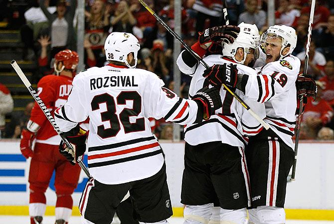 Седьмое чувство. Все, что нужно знать о матчах плей-офф НХЛ 29-30 мая