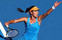 Синий континент. Australian Open в нарядах
