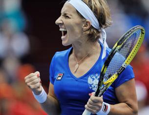 13 жгучих реплик российских теннисисток на Кубке Федерации