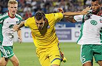 Артем Дзюба и еще 10 футболистов, чаще всех забивающих головой