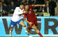Повышение квалификации. Победа Испании, ничья Англии и другие кадры отборочных матчей