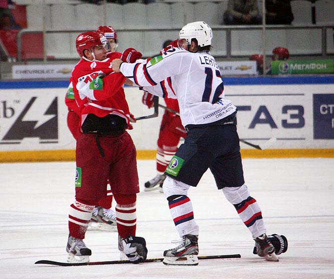 6 человек, превративших «Сибирь» в лидера КХЛ