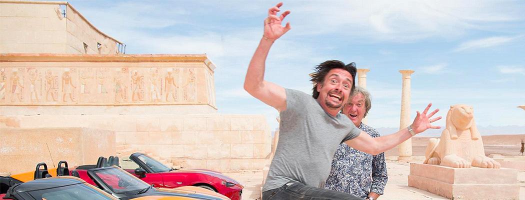 Почему новое шоу Кларксона лучше Top Gear