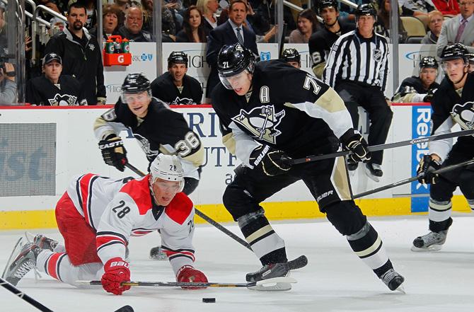 Как русские хоккеисты провели третью неделю сезона в НХЛ