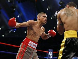 Тушите свет: лучшие нокауты 2008 года в боксе