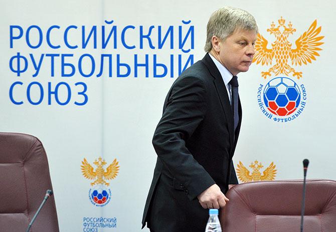 Николай Толстых: «Шантаж футбольной власти недопустим»