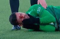 «Надо было, наверное, убить, чтобы арбитр удалил». Жесть из Кубка России: полузащитник «Рубина» потерял сознание после удара локтем