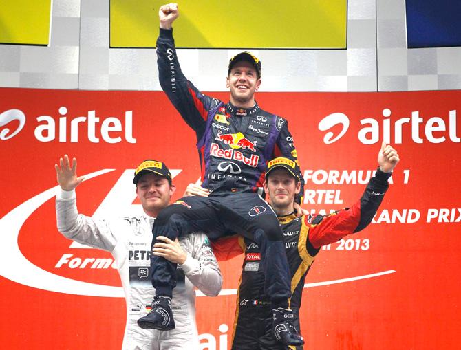 Коронация чемпиона. 5 главных событий Гран-при Индии