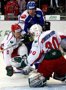 «Финны показали тупой хоккей»