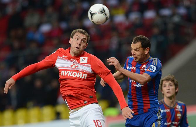 Дзюба против ЦСКА и еще 4 интриги российского тура