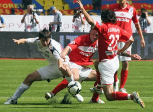 Алан Дзагоев: «У «Спартака» в защите были большие разрывы»