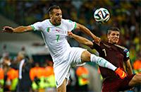 Алжир – Россия. Лучшие фото худшего матча