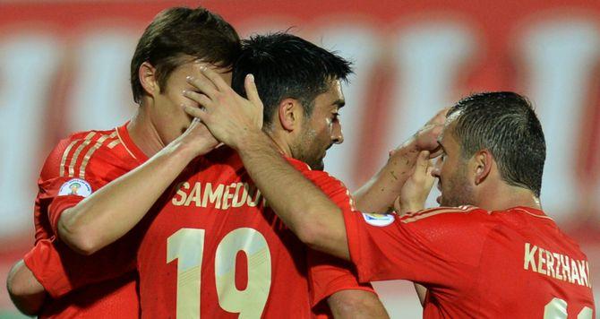 5 мыслей о матче Россия—Люксембург