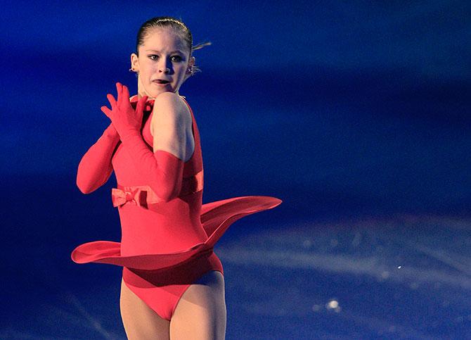 Юлия Липницкая: «Со сверстниками мне неинтересно общаться»