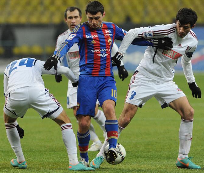 «Лидерство ЦСКА строится на том, что  конкурентам пришлось разрываться  на несколько турниров»