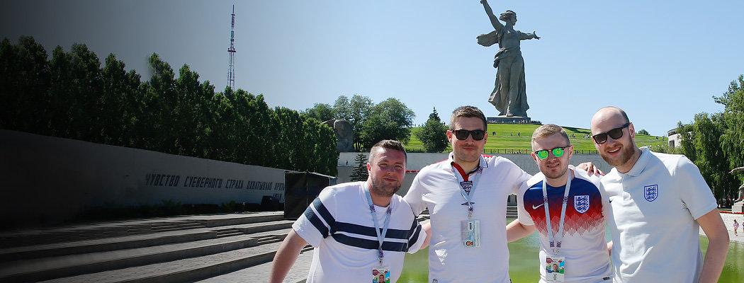 В России высадились всего 2500 англичан. И они в восторге