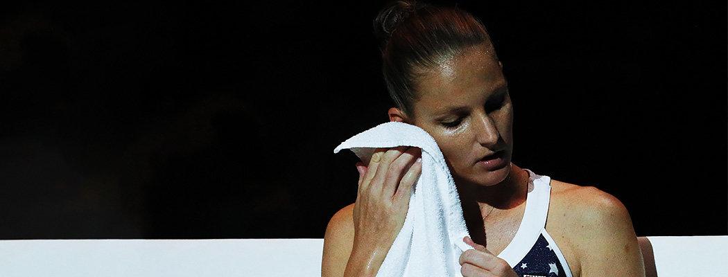 В Москву приехали 4 теннисистки топ-10. К четвергу не осталось ни одной