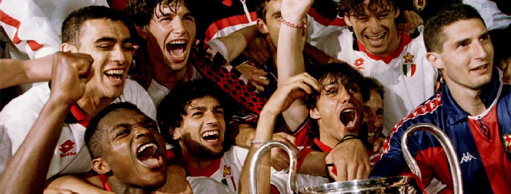 «Милан», выигравший ЛЧ-1994. Где они сейчас?