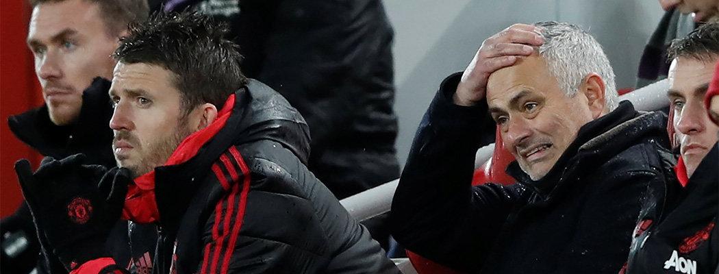 «Ливерпуль» без шансов вынес «МЮ». Моуринью винит рикошеты