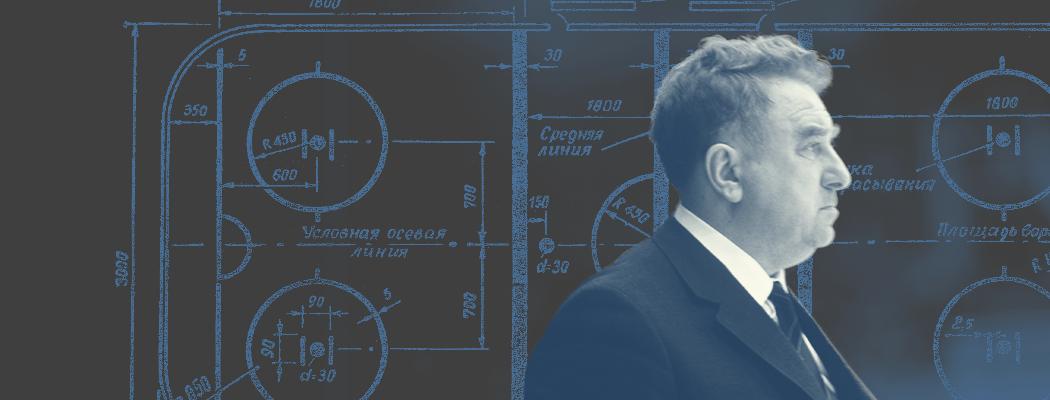 Советский хоккей создавал не Тарасов. Этот миф придумал он сам