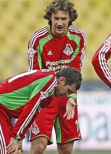 Дмитрий Сенников: «Главное – держаться наверху, а там и «Рубин» догоним»