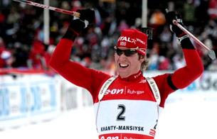 Эмил Хегле Свендсен: «Иногда можно выигрывать и у Бьорндалена»