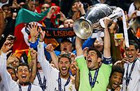 Бабло побеждает. Фотогалерея финала Лиги чемпионов