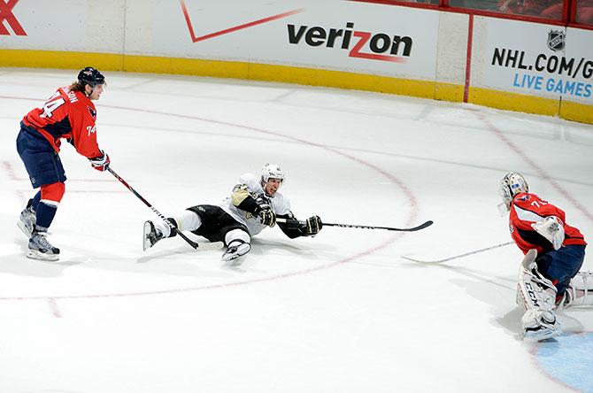 Кросби, Малкин и еще семь лучших игроков недели в НХЛ