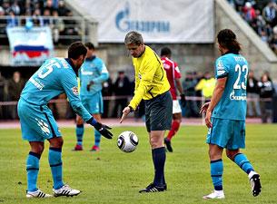 «Если не будут введены видеоповторы, футболисты должны устроить забастовку»
