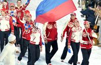 Все знаменосцы сборной России на Олимпийских играх